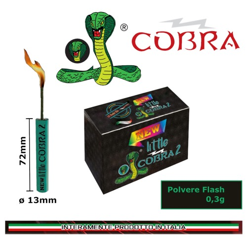 Little Cobra 2 (30pz)